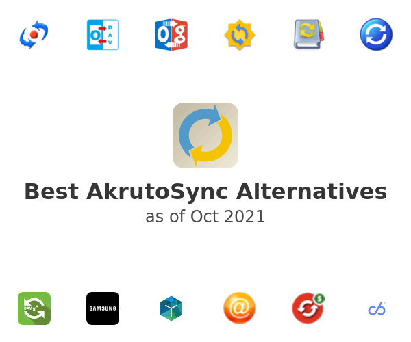 Best AkrutoSync Alternatives