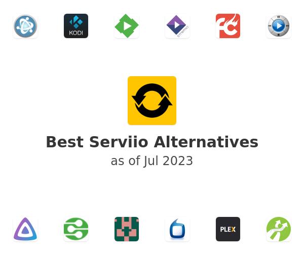 Best Serviio Alternatives