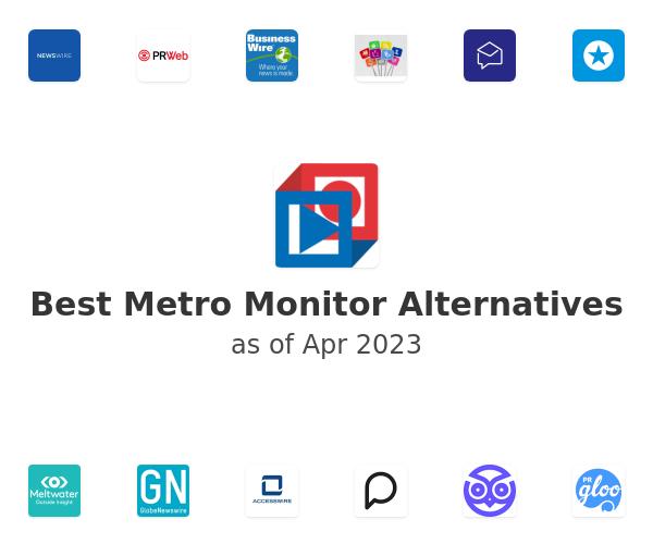 Best Metro Monitor Alternatives