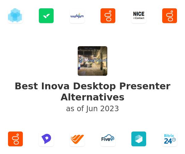 Best Inova Desktop Presenter Alternatives