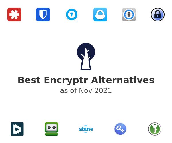 Best Encryptr Alternatives