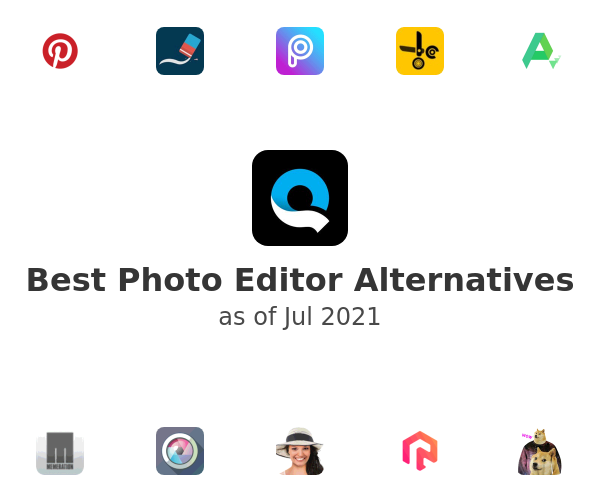 Best Photo Editor Alternatives