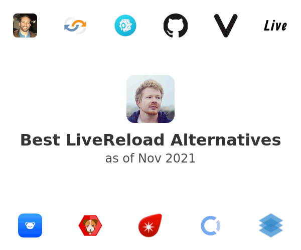 Best LiveReload Alternatives