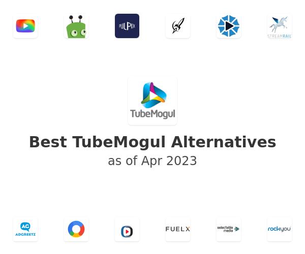 Best TubeMogul Alternatives