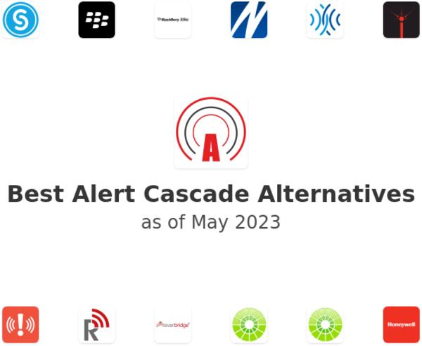 Best Alert Cascade Alternatives