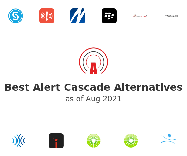Best Alert Cascade Alternatives