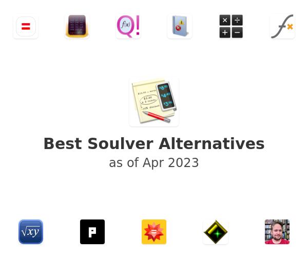 Best Soulver Alternatives
