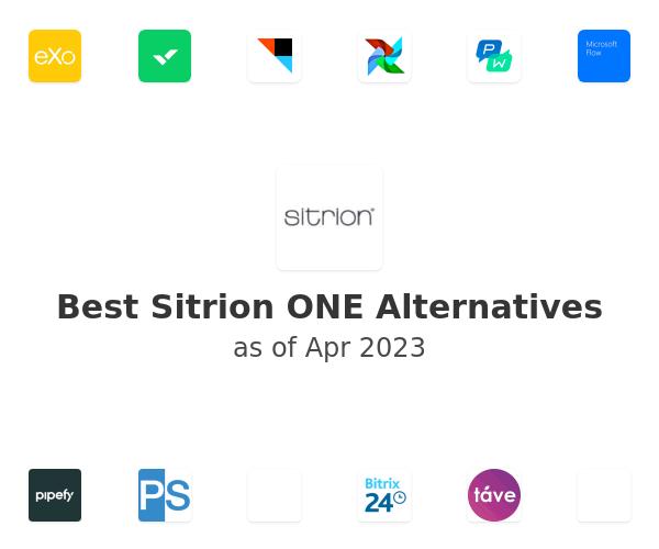 Best Sitrion ONE Alternatives