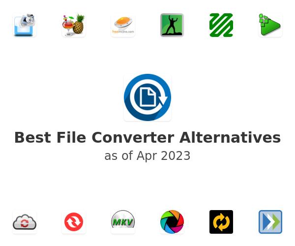 Best File Converter Alternatives