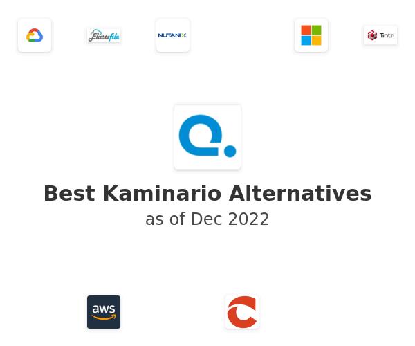Best Kaminario Alternatives