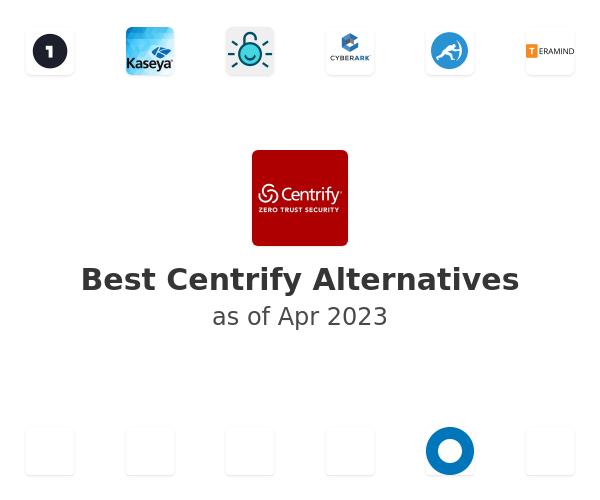 Best Centrify Alternatives