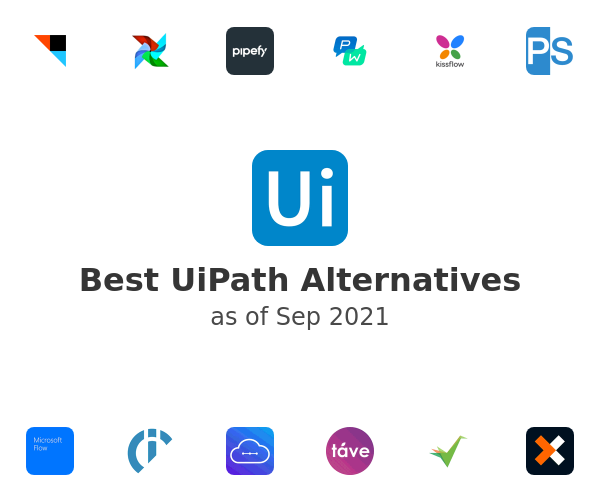Best UiPath Alternatives