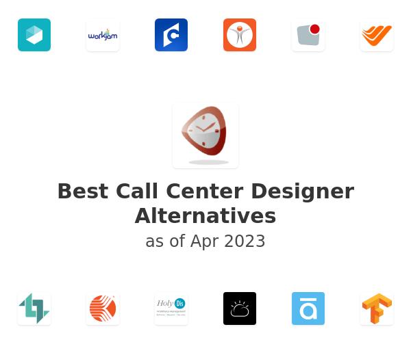 Best Call Center Designer Alternatives