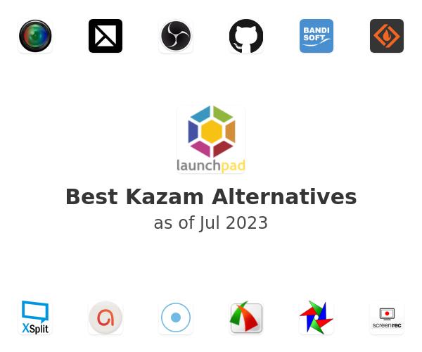 Best Kazam Alternatives