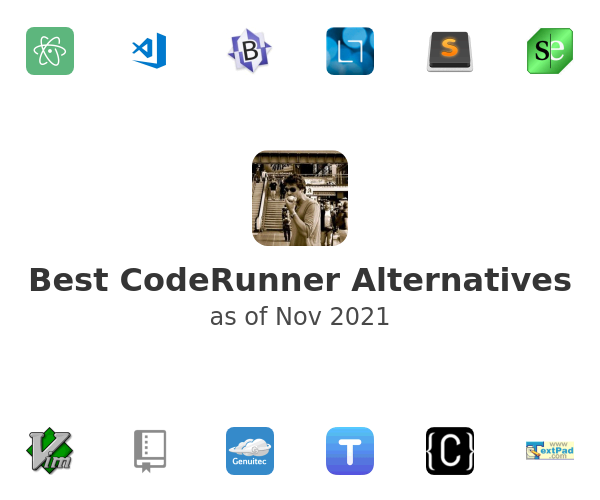 Best CodeRunner Alternatives