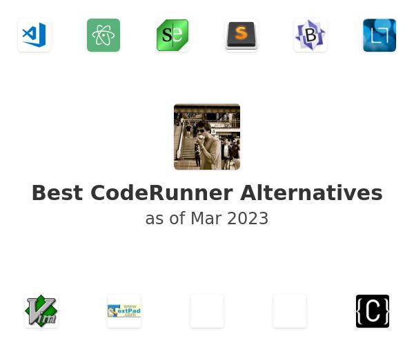 Best CodeRunner Alternatives