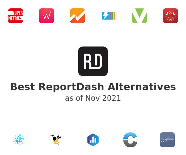 Best ReportDash Alternatives