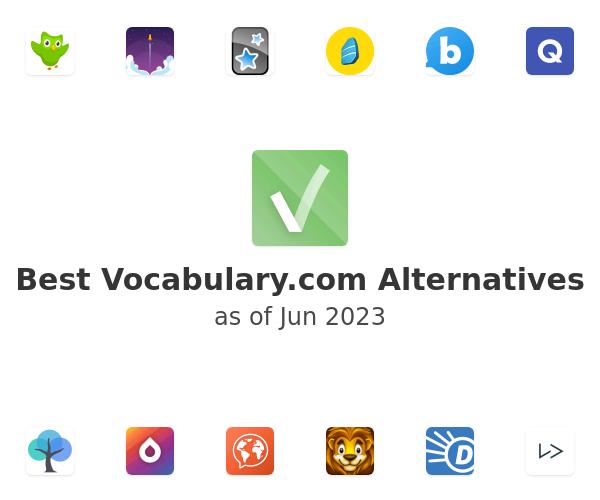 Best Vocabulary.com Alternatives