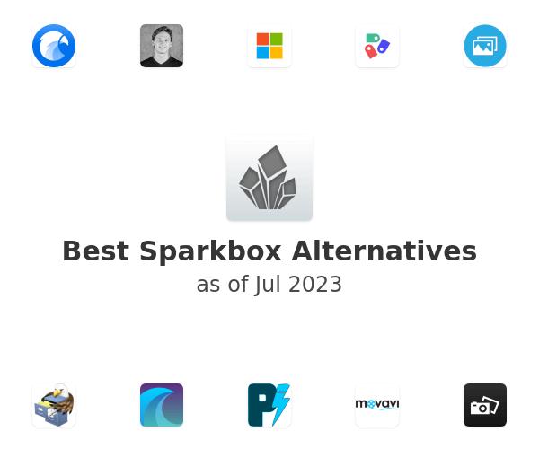 Best Sparkbox Alternatives