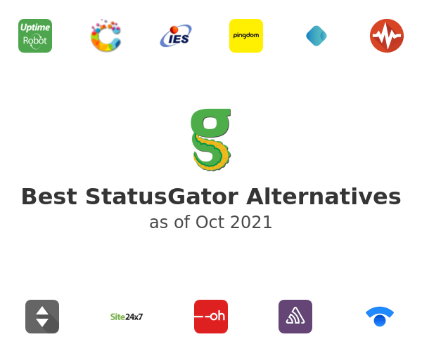 Best StatusGator Alternatives