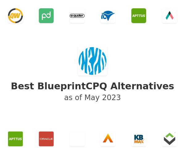 Best BlueprintCPQ Alternatives