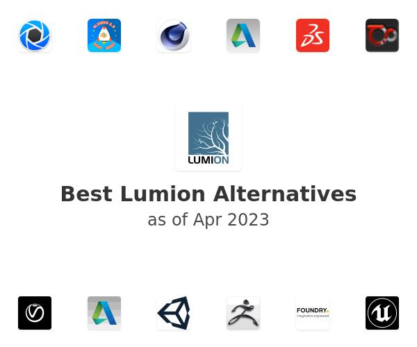 Best Lumion Alternatives