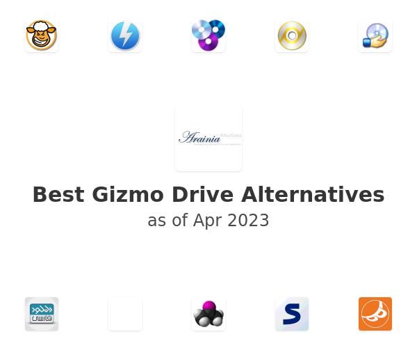 Best Gizmo Drive Alternatives