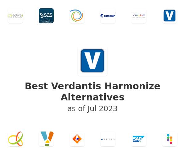 Best Verdantis Harmonize Alternatives