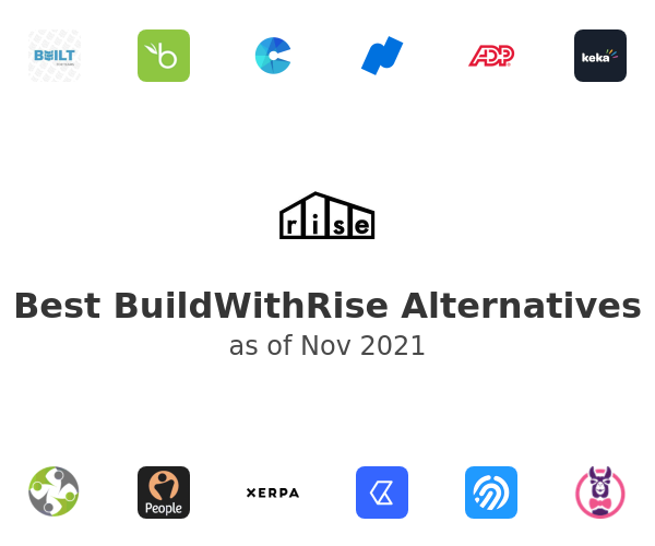 Best BuildWithRise Alternatives