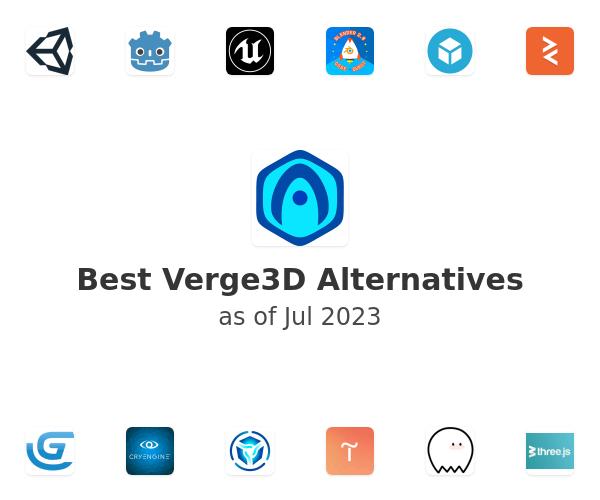 Best Verge3D Alternatives