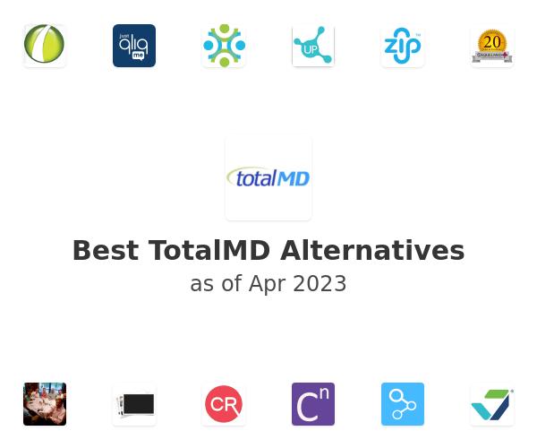 Best TotalMD Alternatives