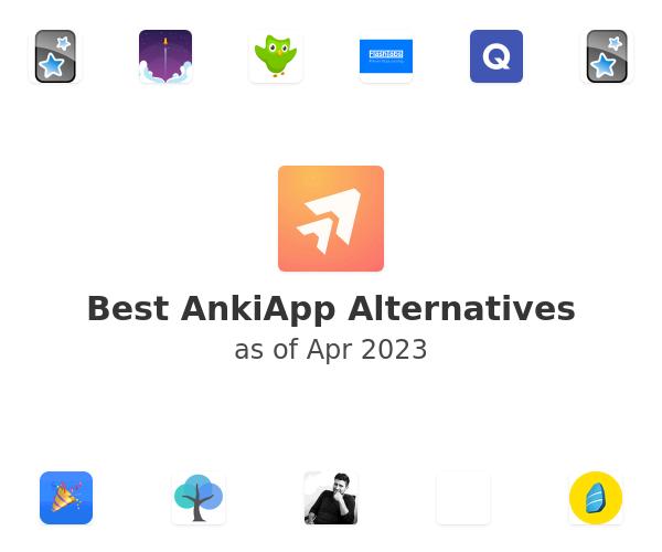 Best AnkiApp Alternatives