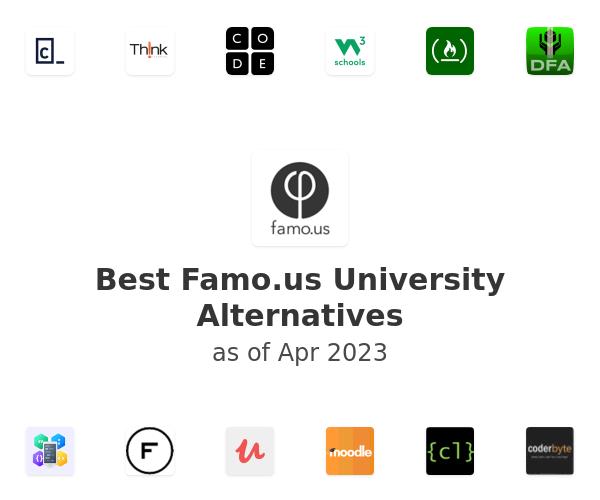 Best Famo.us University Alternatives