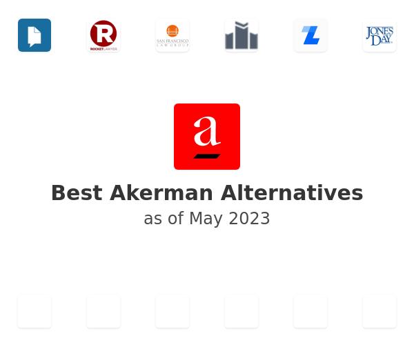 Best Akerman Alternatives