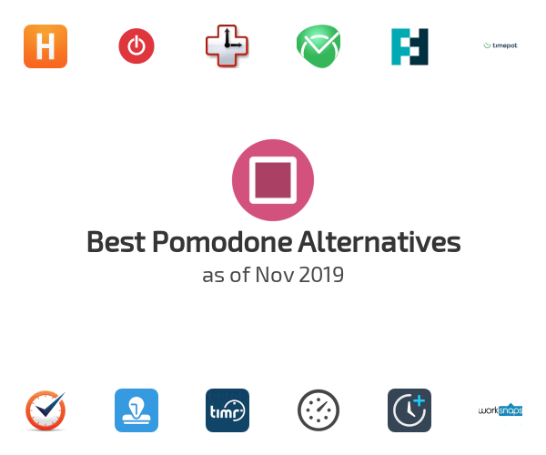 Best Pomodone Alternatives