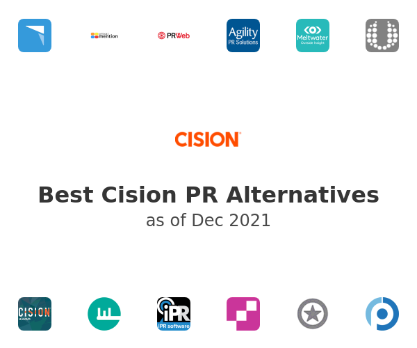 Best Cision PR Alternatives