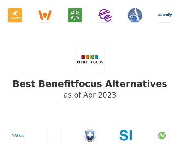 Best Benefitfocus Alternatives