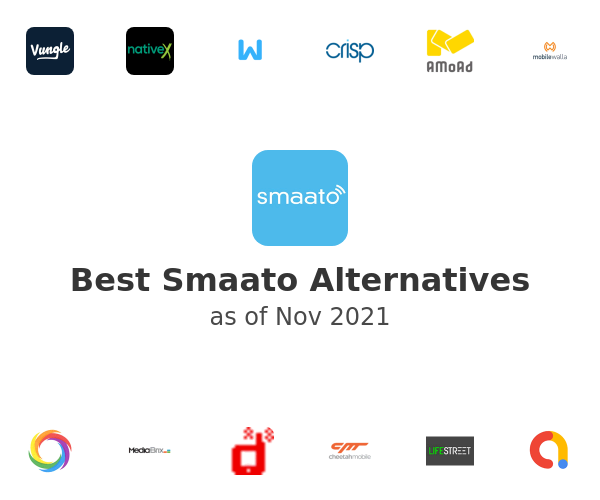 Best Smaato Alternatives