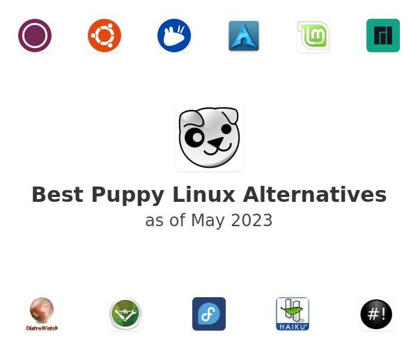 Best Puppy Linux Alternatives