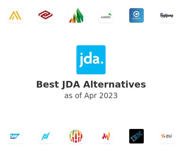Best JDA Alternatives