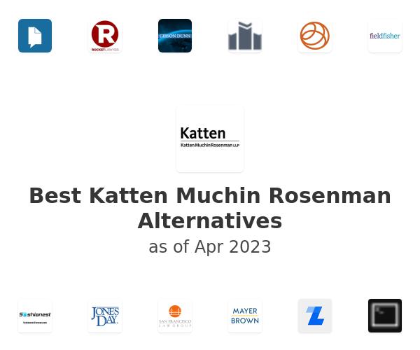 Best Katten Muchin Rosenman Alternatives