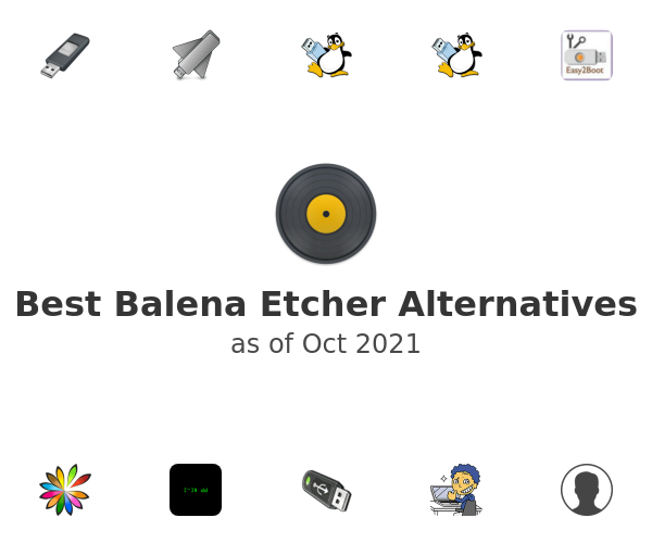 Best Etcher Alternatives