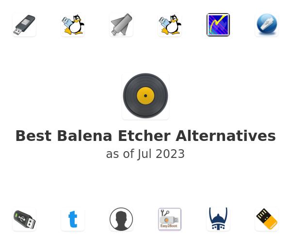 Best Etcher Alternatives