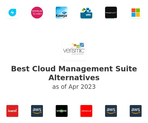 Best Cloud Management Suite Alternatives