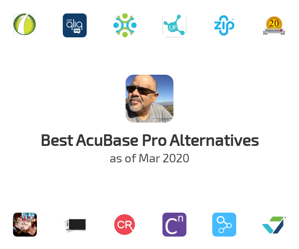 Best AcuBase Pro Alternatives