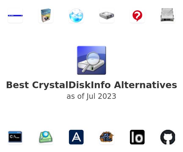 Best CrystalDiskInfo Alternatives
