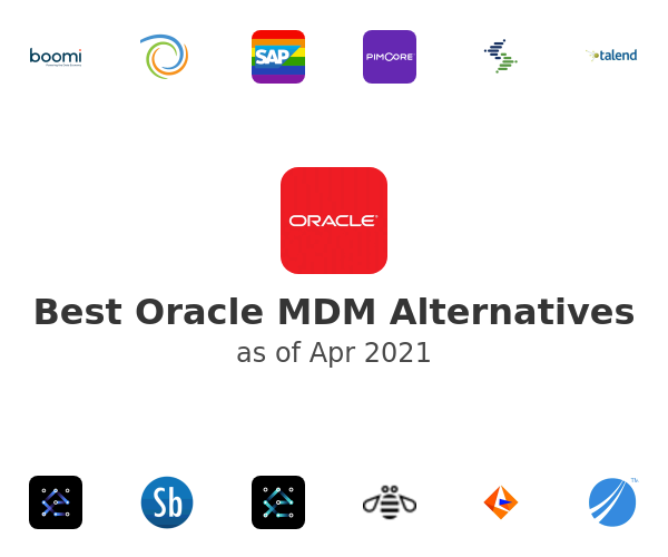 Best Oracle MDM Alternatives