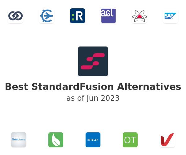 Best StandardFusion Alternatives