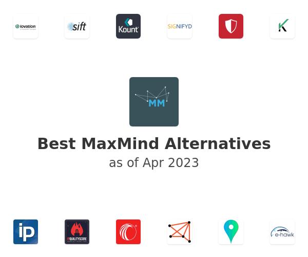 Best MaxMind Alternatives