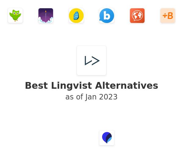 Best Lingvist Alternatives